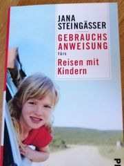 Buch Reisen mit Kindern