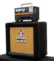 Orange Micro Dark Box Top