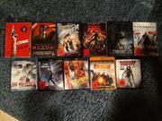 Uncut DVDs und BluRays Paketpreis