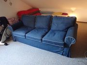 Sofa mit Bettfunktion Couch Schlafcouch