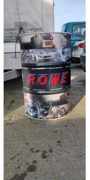 Ölfass von Rowe