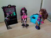 Helloween - Monster High Puppen mit