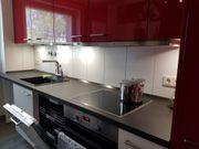 XENO-Einbauküche 2 Küchenzeilen gepflegt und