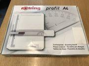 Rotring Zeichenboard Profil A4 mit