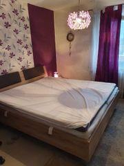 Schlafzimmer Schrank Lattenrost Möbel