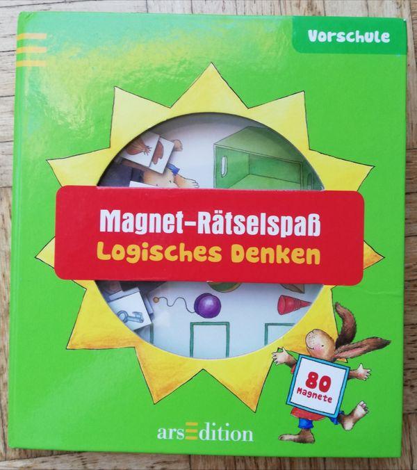 Magnet Rätselspaß Logisches Denken