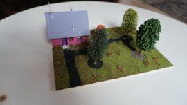 2 Modellbauhäuser: Kleinanzeigen aus Allershausen - Rubrik RC-Modelle, Modellbau