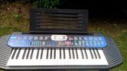Keybord mit Zubehör