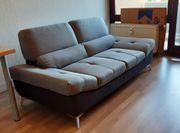 Gepflegter Zweisitzer Sofa Couch