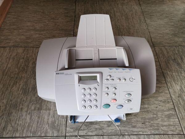 HP OfficeJet T45 Drucker Scanner
