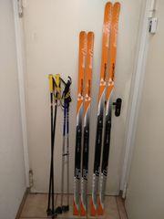Langlauf Skier Fischer Nordig Cruisin