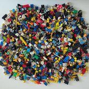 7 Kg LEGO Figuren