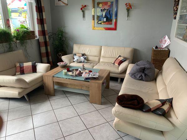 Couch Garnitur Wohnlandschaft eventuell zu