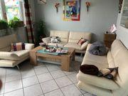 Couch Garnitur Wohnlandschaft