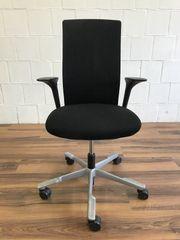 Bürodrehstuhl Futu von HAG schwarz