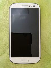 Samsung Galaxy S 3 mit
