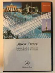 Mercedes Navigations-CD Audio 50 APS