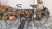 Oldtimer Oparad 28 Zoll Fahrrad
