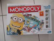 Minion Monopoly von HASBRO
