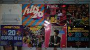 Schallplatten 60er 70er 80er Vienyl