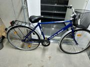 Alu Fahrrad von bergmeier