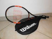 Wilson Tennisschläger jr