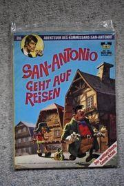 Die Abenteuer des Kommissars San-Antonio -