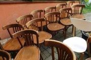 Suche Bistro Tische und Stühle