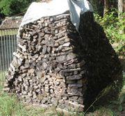 Brennholz trockenes Hartholz Brennholz Ofenholz