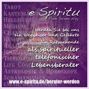 Spirituelle Lebensberater gesucht