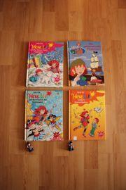 Hexe Lilli Erstlese-Buch 4 Bücher