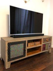 TV-Board Lowboard Dhaka 135x50cm Vintage