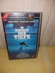 Videokassette VHS Im Rausch der