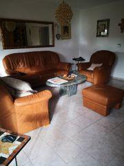 Garnitur couch 3-2-1sitzer