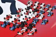 Formel 1 Rennwagen F1 Polistil
