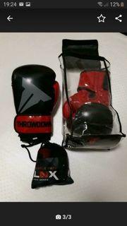 Boxhandschuhe Throwdown neu