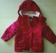 Winter Jacke Gr 74-80