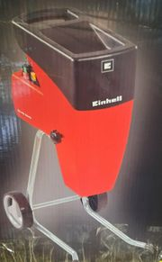 Einhell Elektro-Leisehäcksler Elektrohäcksler GC-RS 2540