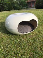 Moderne Doonut Design Schlafhöhle Katzenkorb