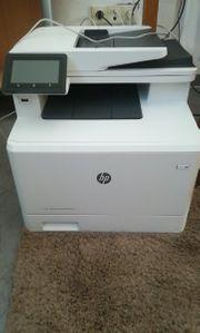 HP Allround Drucker Kopierer Scanner
