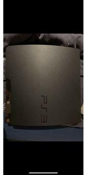 Verkaufe hier eine PS3 500GB
