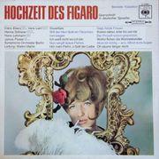 LP Hochzeit des Figaro-Querschnitt in