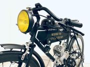 Vintage 7 Retro Fahrrad mit