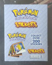 Pokemon Artbox Sticker Series 1