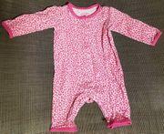 Baby Schlafanzug Größe 56 für