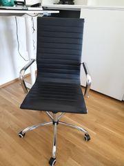 Costway Bürostuhl Drehstuhl Chefstuhl in