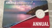Annual Pass America Nationalparks