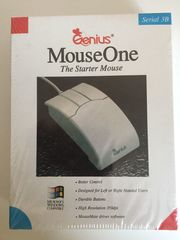 Genius MouseOne The Starter Mouse