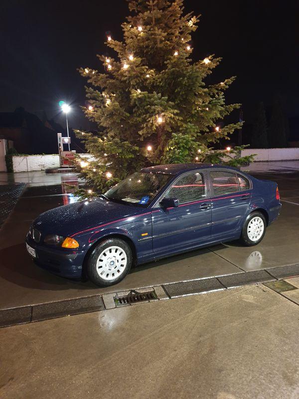 Schöner BMW 316 i