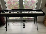 Digitale - Piano Yamaha P-255 schwarz